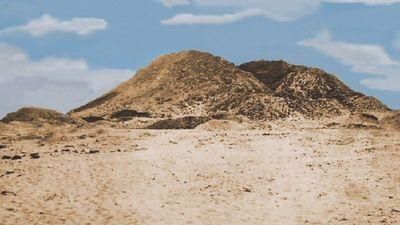 Pirámide de Sesostris III