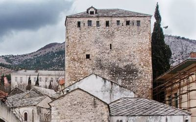 La torre Helebija