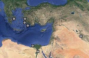 Mappa del mundo