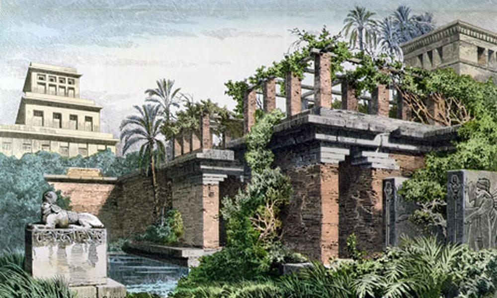 Jardines de Babilonia