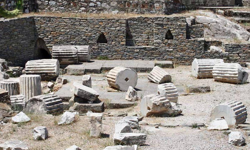 Sitio del mausoleo