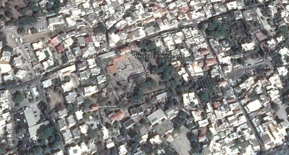 Vista aerea de la ciudad