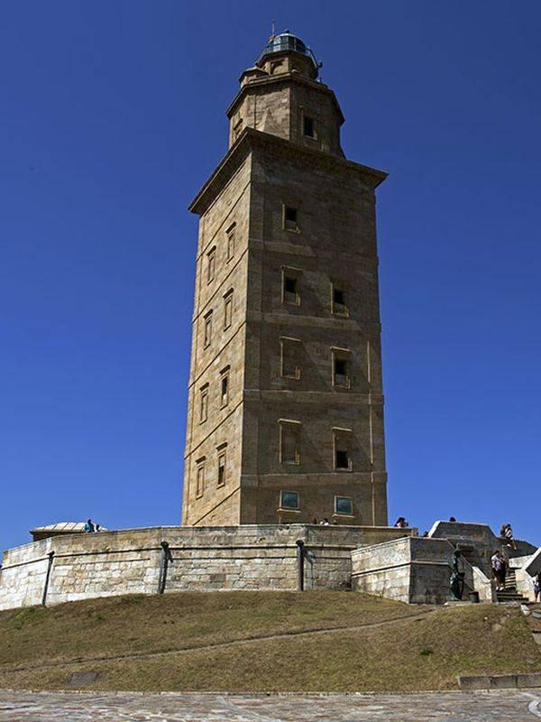 Faro de la Coruña