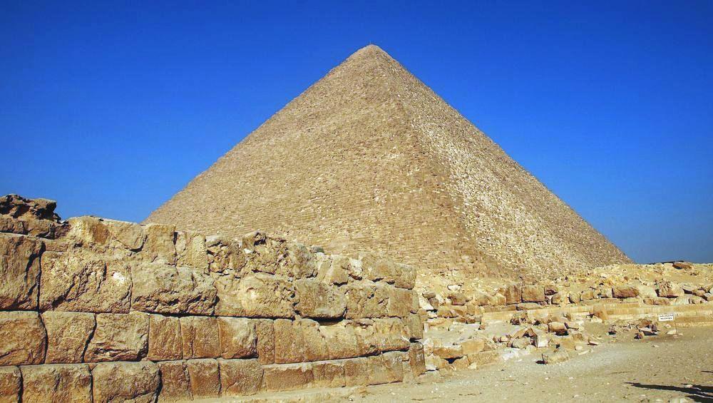 Pirámide de Cheops