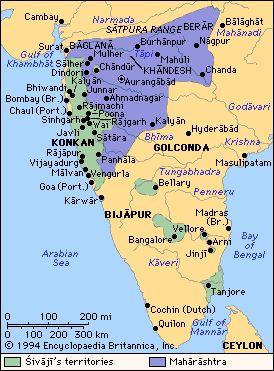 Mapa del Imperio Marathe
