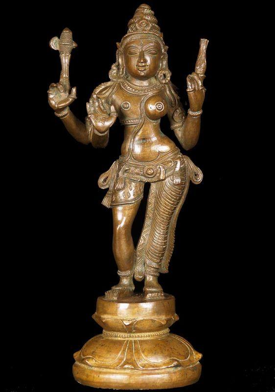 El dios Parvati