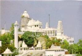 El templo de Sri Venkateswara