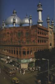 Mezquita Nakhoda