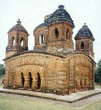 El templo de Shyam Rai