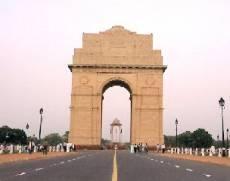 El India gate