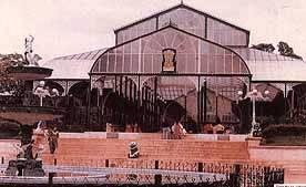 Los jardines botánicos de Lalbagh