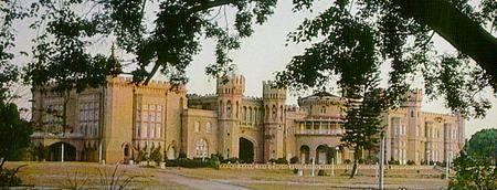 El palacio de Bangalore