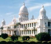 El palacio Lalitha Mahal