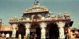 El templo de Krishna