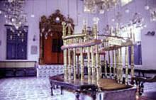 La sinagoga de Kochi