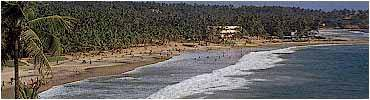 Las playas de Kovalam