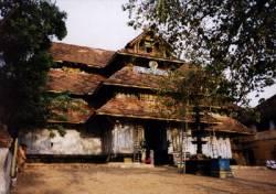 El templo de Vadakkunathan
