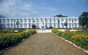 El palacio Jai Vilas
