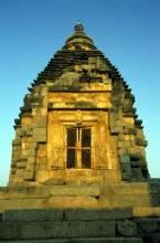 Los templos del sector este: Brahma y Hanuman