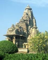 Los templos del sector oeste: Kandariya Mahadev