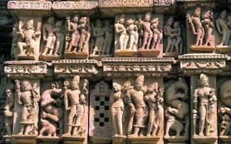 Los templos del sector este: Parshvanatha