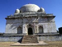 La tumba de Hoshang Shah