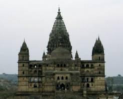 El templo de Chaturbhuj
