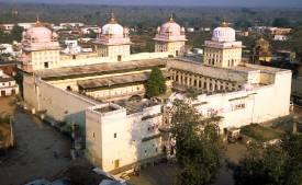 El templo de Rama Raja