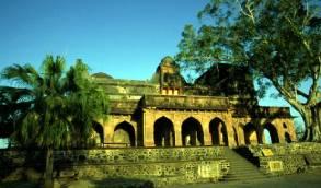 El palacio Kaliadeh