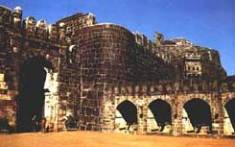 La fortaleza de Daulatabad