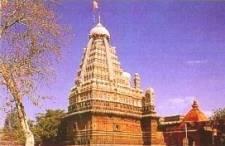 El templo de Ghrishneswar