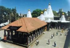 El templo de Mahalakshmi
