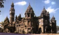 El nuevo palacio de Maharaja