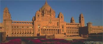 El palacio de Umaid Bhawan