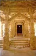 Los templos jainistas de Dilwara