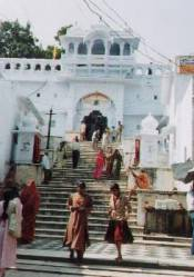 El templo de Brahma