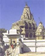 El templo de Jagdish