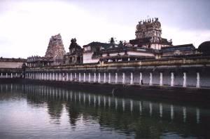 El templo de Nataraja