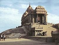 El memorial de Vivekananda