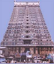 El templo de Sri Ranganathaswamy