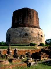 El Dhamekh Stupa
