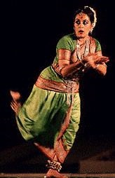 Bailarín de Kathak