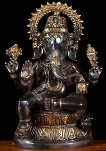 El dios ganesh