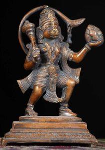 El dios Hanuman