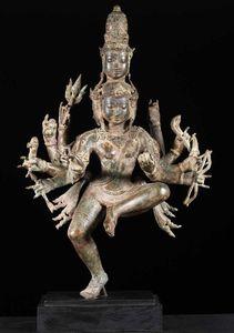 El dios Shiva