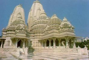 El temple Birla