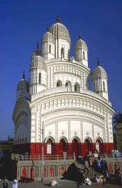 El templo Dakshineswar Kali