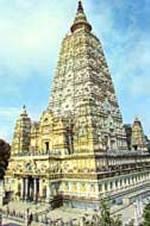 El templo de Mahabodhi