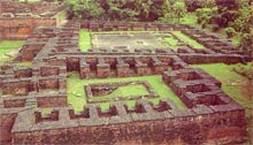 Las ruinas de la universidad