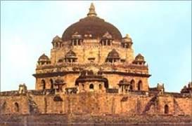 El mausoleo de Sher Shah